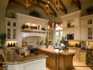 Contractor Custom Kitchen Cabinets In California